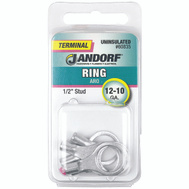 Jandorf 60835 Ring Uninsulated 1/2 Inch Stud Wire Gauge 12-10
