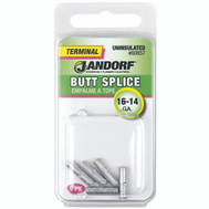 Jandorf 60857 Terminal Butt Splice Uninsulated 16-14 Gauge