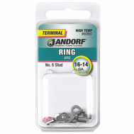 Jandorf 60897 Terminal Ring 16-14 High Temperature N6