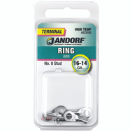 Jandorf 60898 Terminal Ring 16-14 High Temperature N8