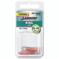 Jandorf 60962 Terminal Ring 22-18 Heat Shrink N8