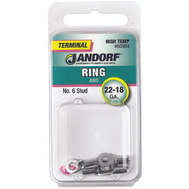 Jandorf 60964 Terminal Ring 22-18 High Temperature 6