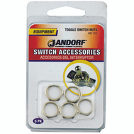 Jandorf 61155 Toggle Switch Nuts