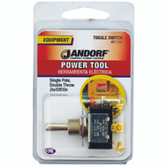 Jandorf 61166 Switch Toggle Single Pole Double Throw On/Off/On 3S