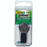 Jandorf 61403 All Fit Nylon Electrical Bushing Fits All 7/8 By 9/16