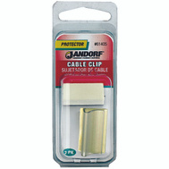 Jandorf 61405 Cable Clip Adhesive 1 In