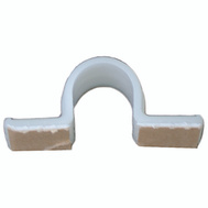 Jandorf 61406 Cable Clip Adhesive 1/2 In