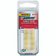 Jandorf 61410 Cable Clip Adhesive 1/8 In