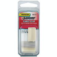 Jandorf 61411 Cable Clip Adhesive 18 In