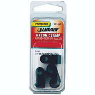 Jandorf 61454 Clamp Nylon Black 3/8 By 5/16