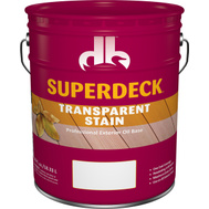 Duckback DP-1901-5 Superdeck Stain Transparent Oil VOC Cedar 5 Gallon