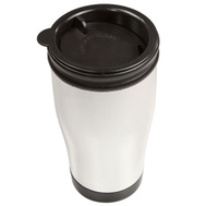 FLP 8030 Easy Pack 16 Ounce Plastic Travel Mug