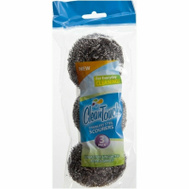 FLP 8868 Clean Touch Stainless Steel Scourers Pack Of 3