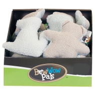 FLP 9802 Bow Wow Pals Pdq Ast Plush Assorted Colors