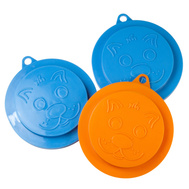 FLP 8813 Bow Wow Pals Pet Can Cover Assorted Colors Pack Of 3