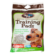 FLP 8851 Bow Wow Pals Puppy Training Pads 4 Pack