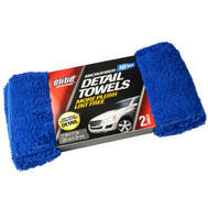 FLP 8902 Elite Auto Care Microfiber Lint Free Detailing Towels Pack Of 2
