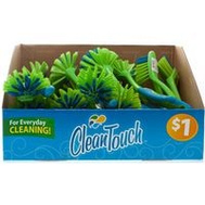 FLP 9632 Clean Touch Brushes Assorted