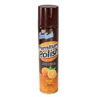 FLP 9657 Clean Touch Orange Furniture Polish Assorted Colors
