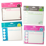 FLP 9904 Creative Options Recipe Cards