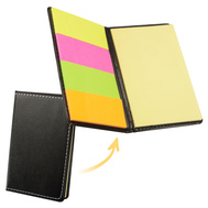 FLP 9871 Creative Options Sticky Notes Assorted Colors