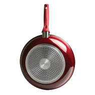 Epoca EBCAW-5128 Pan Fry Ceramic Red 11In