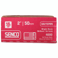 Senco DA21EPBN 15 By 2 Bright Basic Finishing Nail