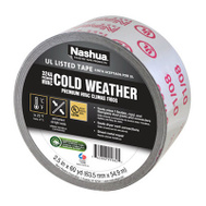 Berry 1542698 Nashua 2-1/2 Inch By 60 Yard Silver Foil Tape