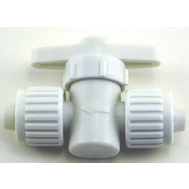 Flair It 16880 Stop Valve Straight 1/2 Comp