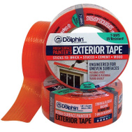 Blue Dolphins Sundries TP EXT R 0200 Tape Exterior Rgh 1.88X54.6Yd