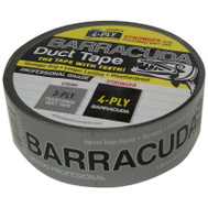 Blue Dolphins Sundries TP DUCT BARA BLK Tape Duct Silver 1.88Inx60yd