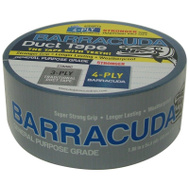 Blue Dolphins Sundries TP DUCT BARA BLU Tape Duct Silver 1.88Inx54.6Yd