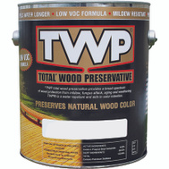 TWP Amteco TWP-1500-1 Preservative Wood Exterior Clear Gallon