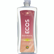 Earth Friendly 9722/6 Dishmate Ecos Grapefruit Dishwashing Liquid 25 Ounce