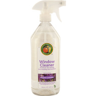 Earth Friendly PL9301/32 Window Cleaner Lavender Scent 32 Ounce