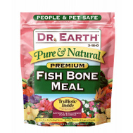 Dr Earth 722 2.5 Pound Fish Bone Meal