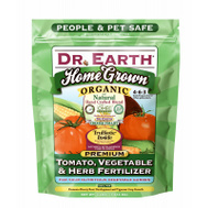 Dr Earth 704P 4 Pound Tom/Veg Fertilizer