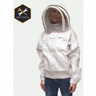 Harvest Lane Honey CLOTHSJL-102 Beekeeper Jacket Large W/Hood