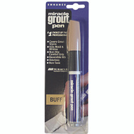 Miracle Sealants GRT-PEN-BUF6 Grout Pen Reversible Nib Buff