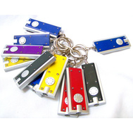 Hardware and Tools 883 Keychain LED Flashlight Random Colors