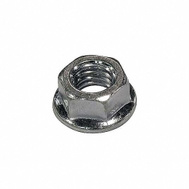National Hardware N303-123C 1/4 Inch Gripping Machine Hex Nuts Stainless Steel Bulk