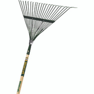 Landscapers Select 34585 Rake Lawn/Leaf 22 Tine Handle 54 Inch