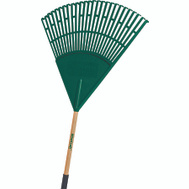 Landscapers Select 34586 Rake Lawn/Leaf 26Tine Handle 48 Inch
