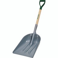 Landscapers Select 34596 PLA-12 Grain Scoop Poly With Prem Wood Handle