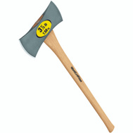Vulcan 34477 Double Bit Axe With Hickory Handle 3 1/2 Pound