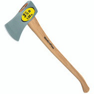 Vulcan 34484 Single Bit Axe With 36 Inch Hickory Handle 3 1/2 Pound