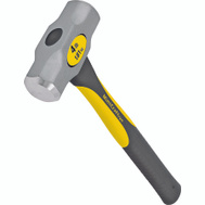 Vulcan 34502 Engineers Hammer With Fiberglass Handle 4 Pound