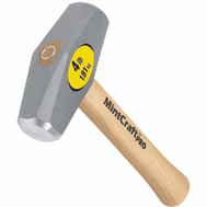 Vulcan 34522 Drilling Hammer With Hickory Handle 4 Pound