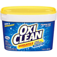 Church & Dwight 51523 Oxi Clean 3.0 Pound Oxi Stain Remover