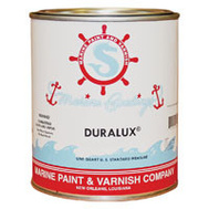 California Products M720-4 Duralux White Gloss Marine Enamel Quart Oil Based